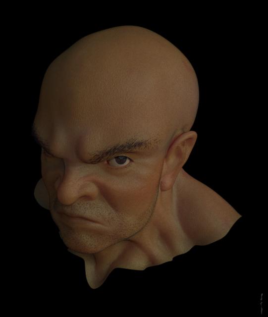 OSSAN-HEAD